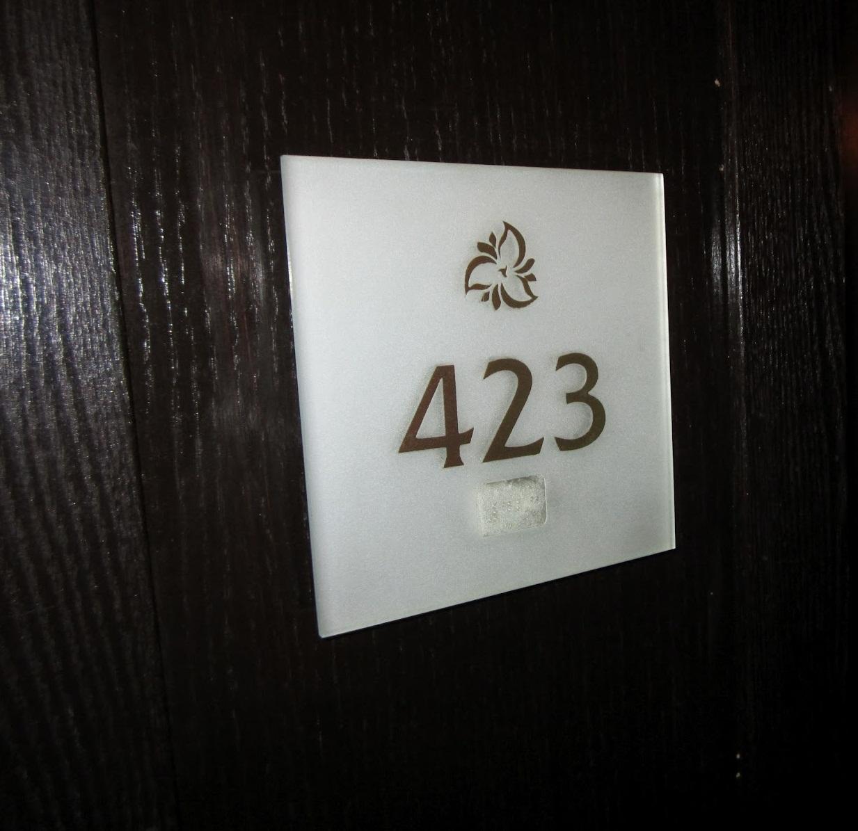 Biển chỉ dẫn khách sạn 14