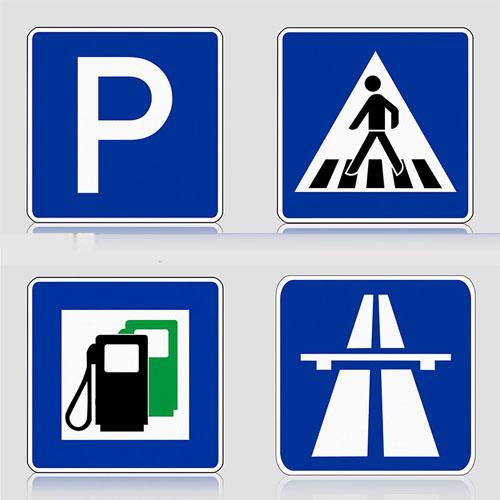 Biển chỉ dẫn giao thông 17