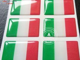 Tiêu chí lựa chọn đơn vị làm tem nhựa phủ keo Epoxy chất lượng tại TPHCM