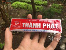 Lựa chọn địa chỉ nào in tem nhôm chất lượng tại Bắc Ninh