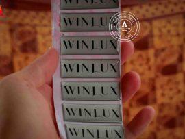 Tìm hiểu về tem nhựa phủ epoxy